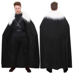 Déguisement John Snow Game of Thrones - Costume medieval adulte the duck