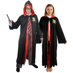 Déguisement de Harry Potter Poudlard adulte - Costume sorcier poudlard the duck