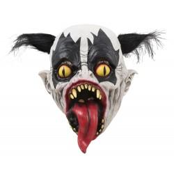Masque de Clown Monstrueux Intégrale Latex Adulte