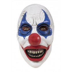 Masque de Clown Tueur Adulte - Déguisement clown tueur halloween the duck