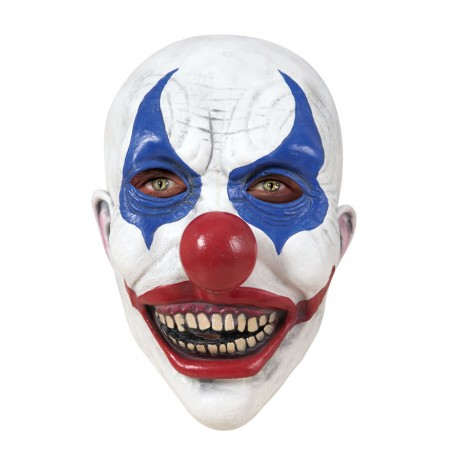Masque De Clown Tueur Integral Latex Adulte Masques Sur The Duck Fr
