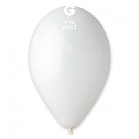 Sachet de 100 Ballons Diamètre 30cm Gemar - Décoration ballon mariage anniversaire the duck