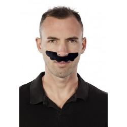 Moustache de Super-Mario - Costume moustache plombier - Déguisement Jeux Vidéo