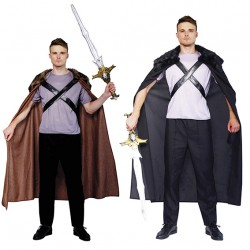 Costume games of thrones Adulte - Déguisement moyen âge chevalier adulte the duck