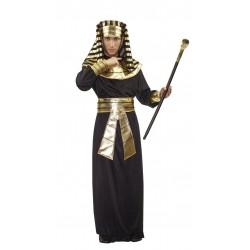 Déguisement de Pharaon Egyptien Doré Adulte