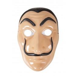 Masque de Dali Adulte - Déguisement la casa de papel adulte the duck