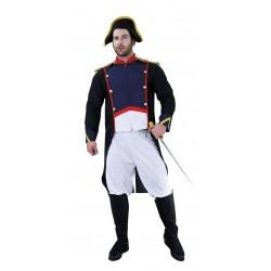 Costume de Napoléon Bleu & Noir Adulte - Déguisement napoléon carnaval renaissance the duck