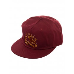 Casquette Gryffondor Harry Potter Bordeaux Adulte - Objet insolite harry potter The Duck