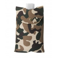 Flasque Militaire Camouflage Adulte