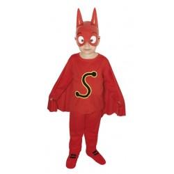 Déguisement SAMSAM pour Enfants - Anniversaires - Super Héros, Dessins Animés