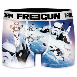 Boxer Stormtroopers Parachute Homme FREEGUN - Caleçon Star Wars Collection The Duck