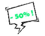 Promo 50%