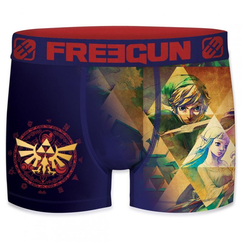 Boxer Zelda Freegun