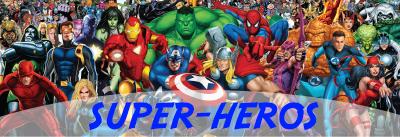 Déguisements et accessoires Super Héros